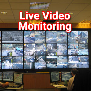 Live Video Monitoring