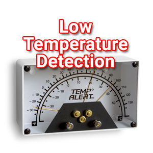 Low Temperature Detection
