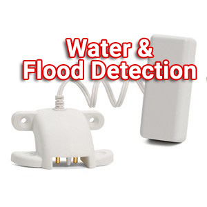 Water & Flood Detection