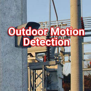 Outdoor Motion Detection